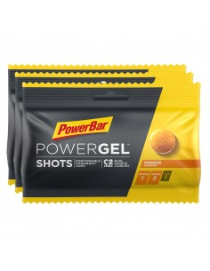 TRIPACK POWERBAR GEL SHOTS...